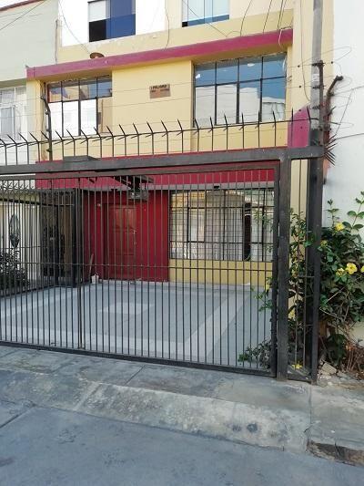 ALQUILER DE CASA EN PUEBLO LIBRE