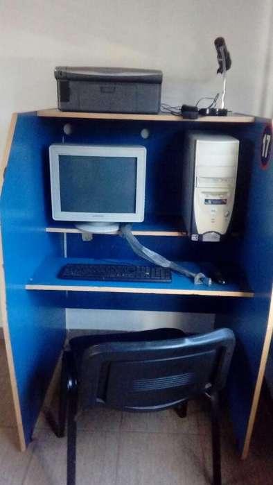 Compu Y Mueble
