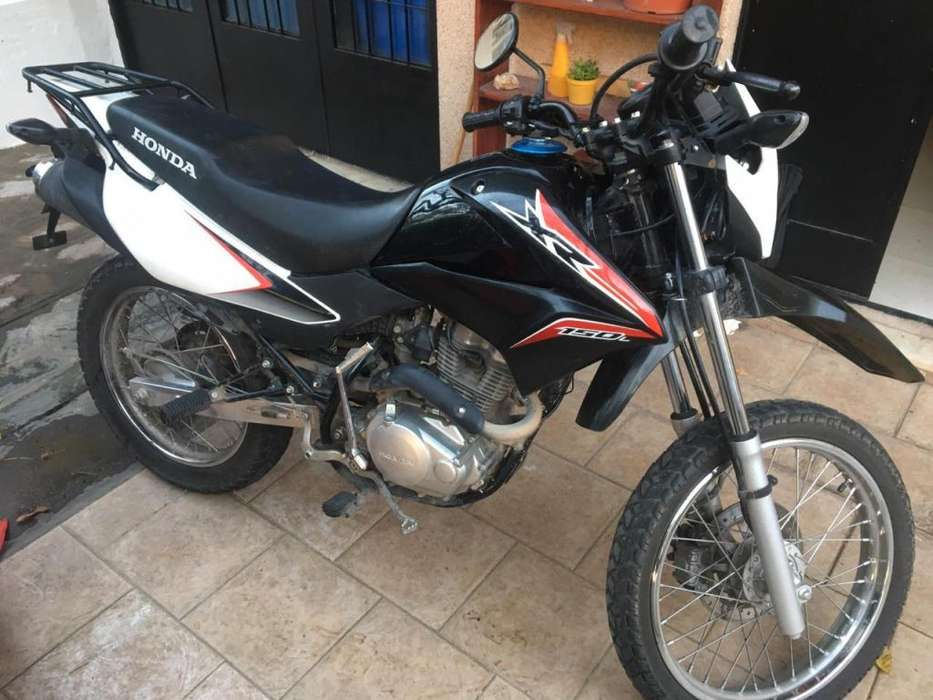 Moto Honda xr 150 cc 2016 15000 km <strong>unico</strong> dueo