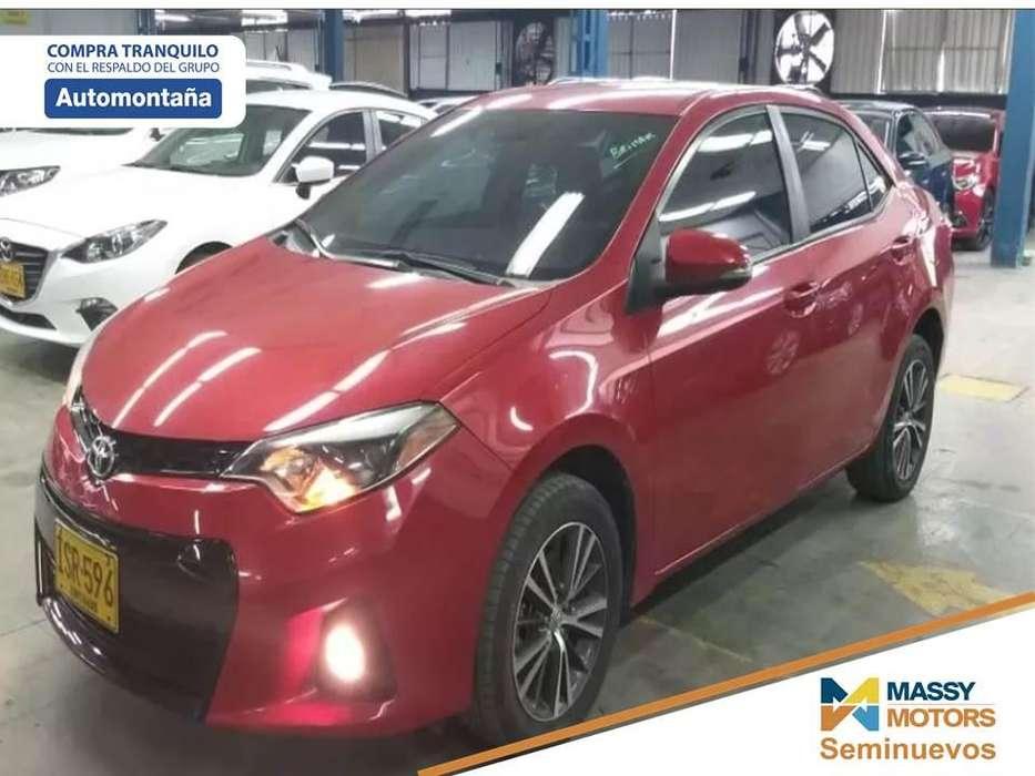 Toyota Corolla 2016 - 61000 km