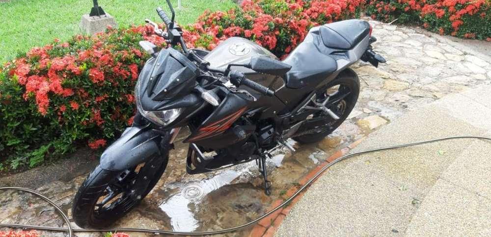Vendo <strong>kawasaki</strong> Z250 Vicilindrica Modelo