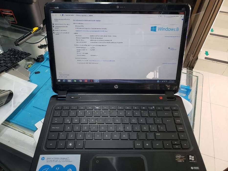 Portátil Hp 4 1050la Intel Core I5 8 Ram