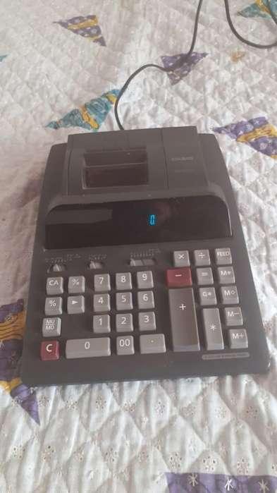 Vendo Calculadora Impresora Casio