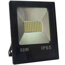REFLECTORES LED 50W EXTERIOR / INTERIOR.