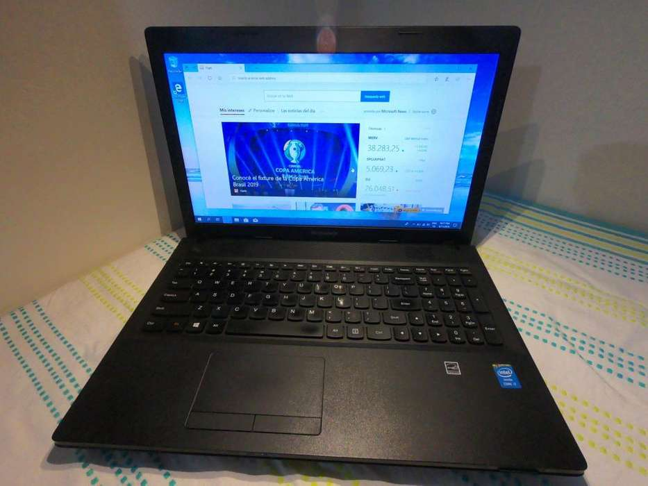Lenovo G510 15 Core I7 4th Gen, 8gb Ram, 1TB Disco 10/10