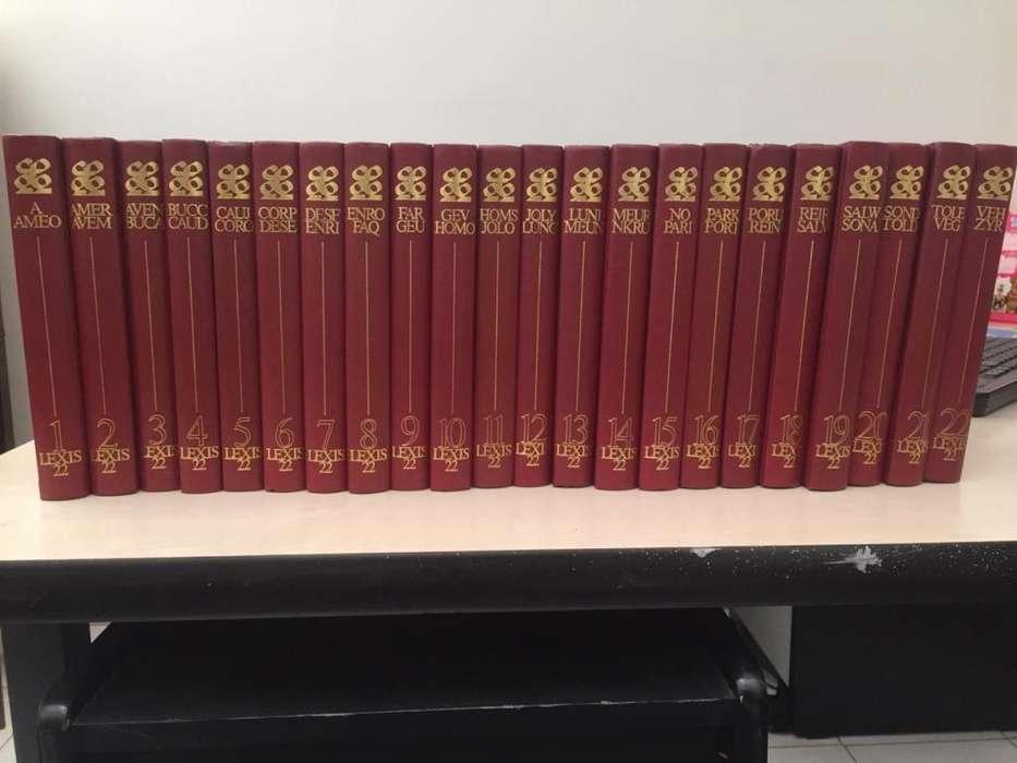 Enciclopedia Lexis Completa 32 Tomos