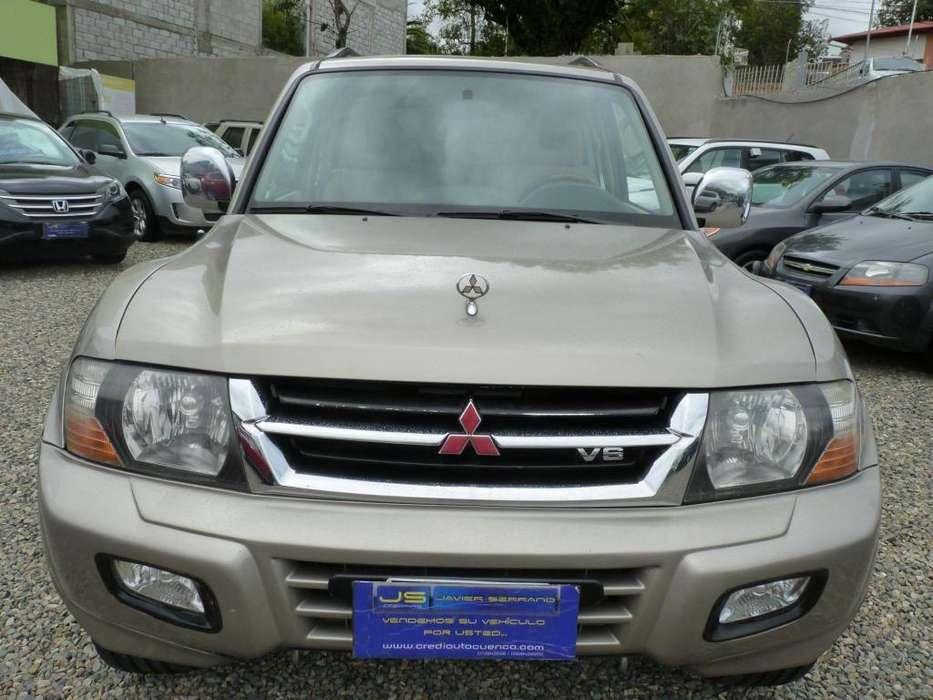 Mitsubishi Montero 2002 - 231732 km
