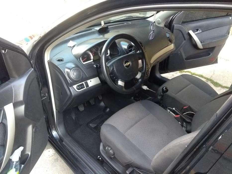 Chevrolet Aveo Emotion 2011 - 95000 km