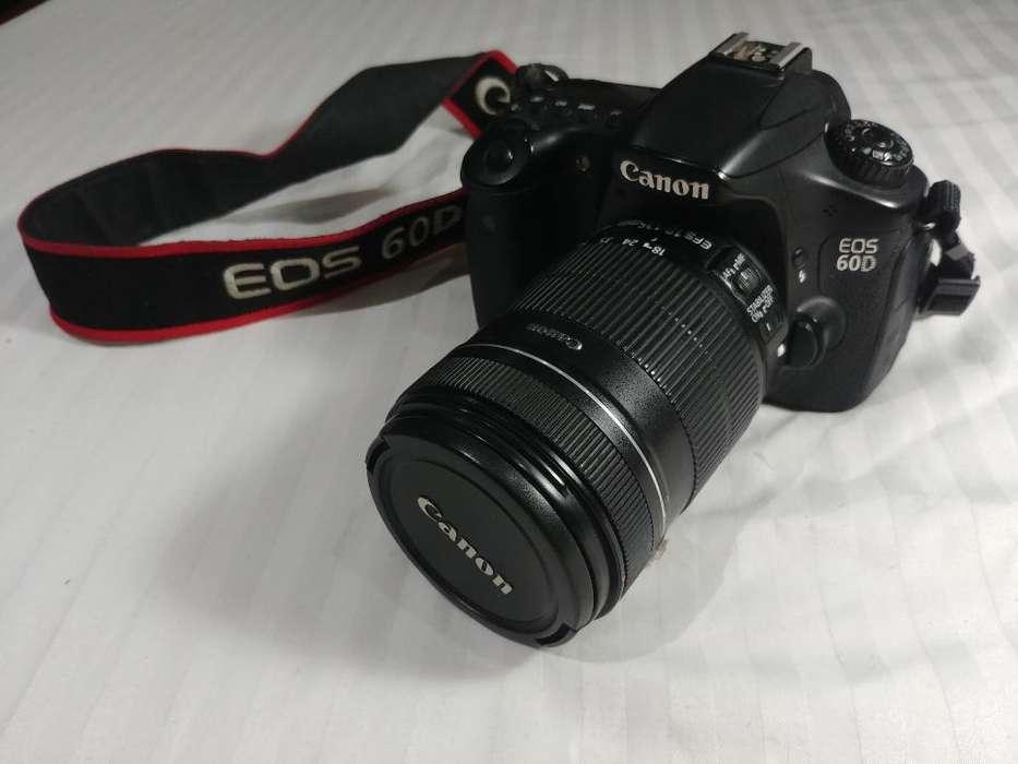 <strong>camara</strong> Canon 60d