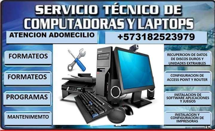 Reparacin de computadoras
