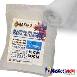 Algodon filtrante material de limpieza profesional para acurio