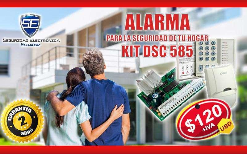Venta, instalacion y configuracion del mejor sistema de alarma DSC para casas, locales y oficinas, garantia de 2 años