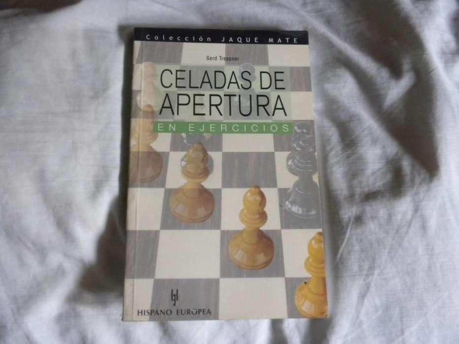 Libro Ajedrez Celadas de Apertura Gerd Treppner