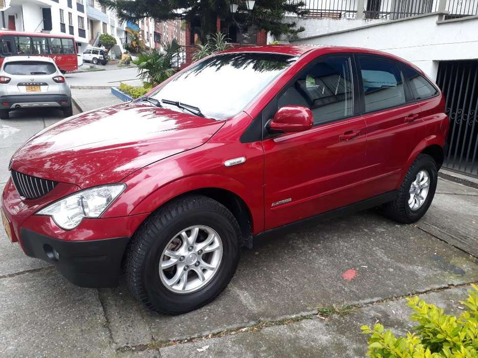 Ssangyong Actyon 2011 - 106000 km