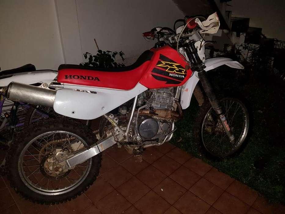 <strong>honda</strong> Xr 600