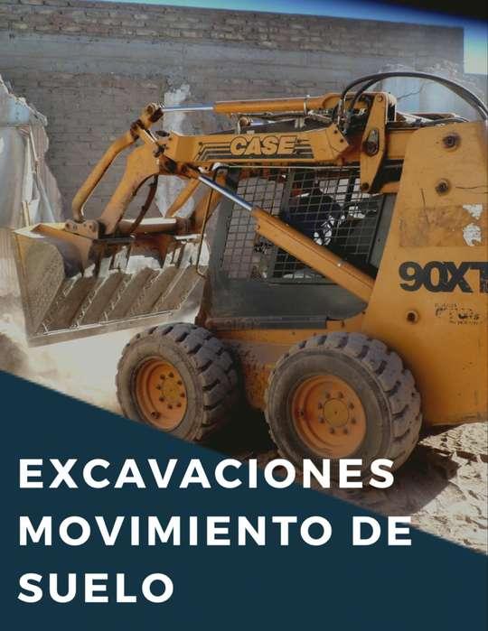 EXCAVACIONES-MOVIMIENTO DE SUELOS