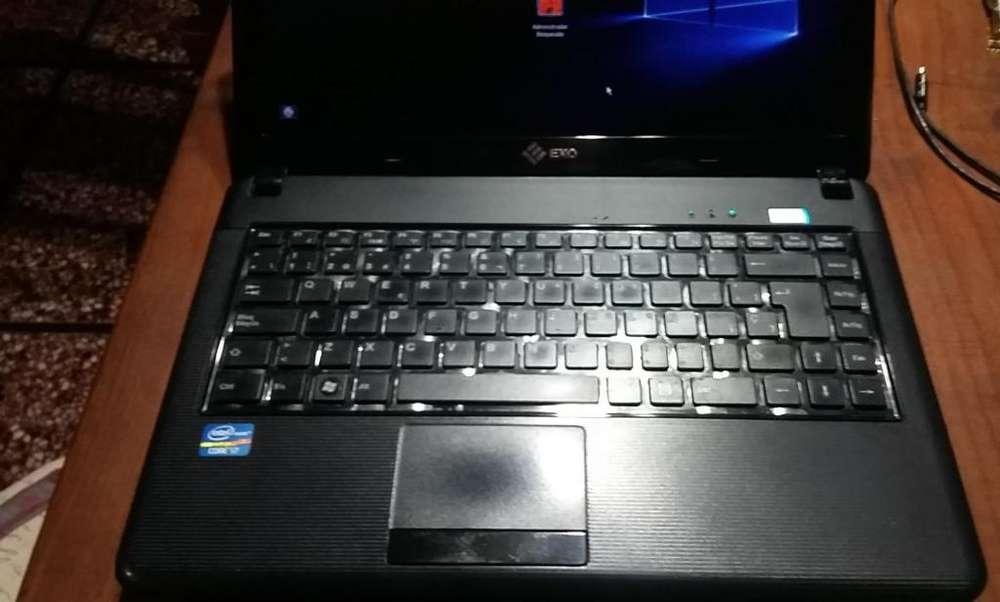 Notebook ExoHR14 ICORE i7 Disco 500Gb Mem 4Gb