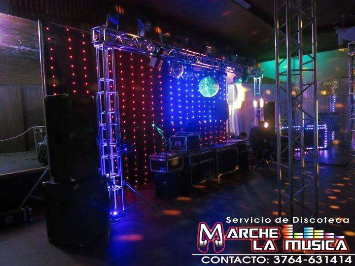 discoteca animacion