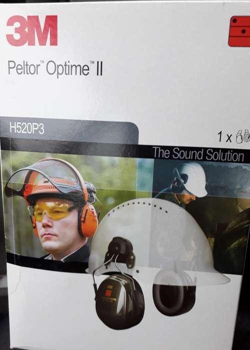 Protector auditivo 3M, Peltor Optime II