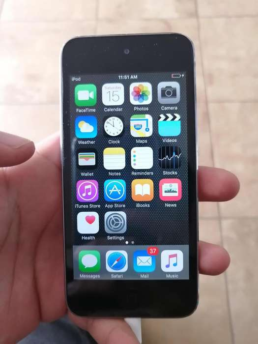 Ipod Touch 5g de 64gb de capacidad