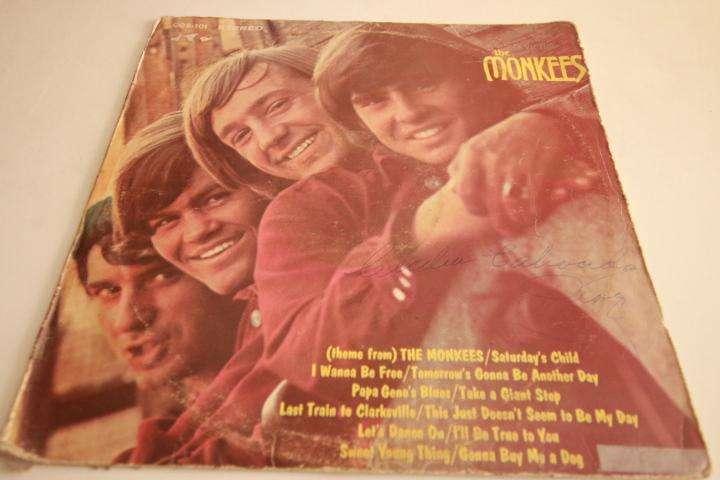 the monkees LP vinilo edición perú rock 60s