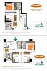 Apartamentos sobre Planos en Bucaramanga
