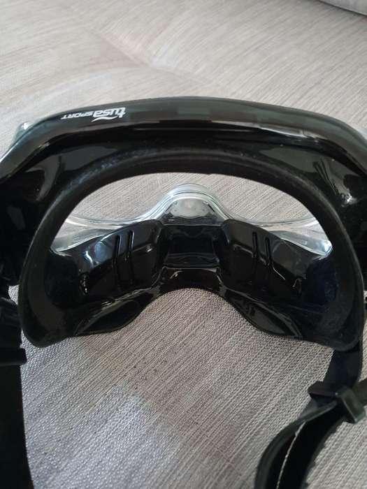 Tusa Sport Adult Imprex 3d Purge Mask