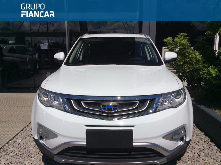 Geely Emgrand X7 Sport DRIVE 2019 0KM