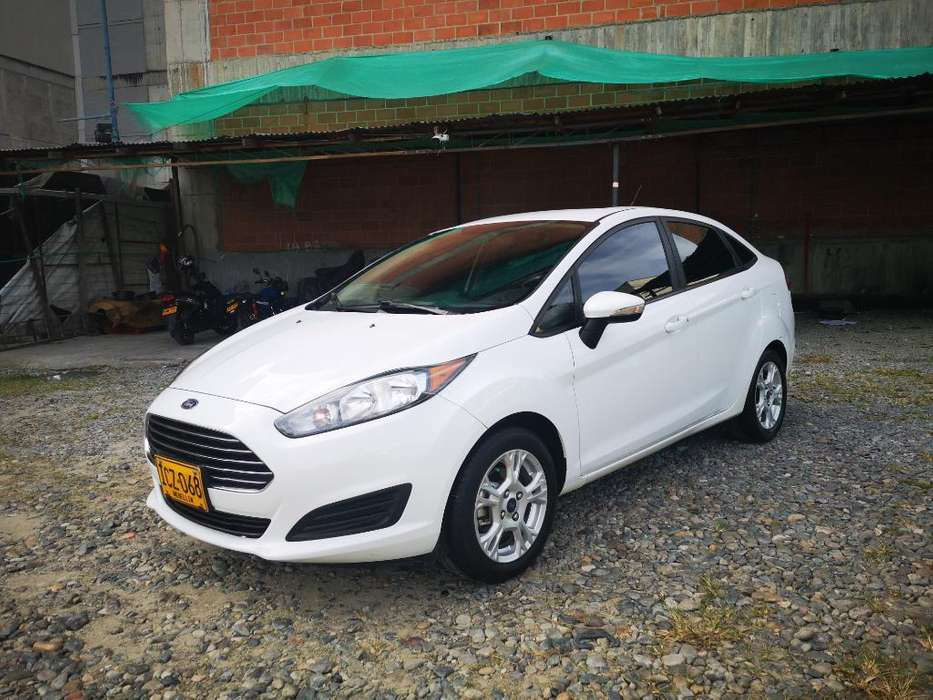 <strong>ford</strong> Fiesta  2015 - 41820 km