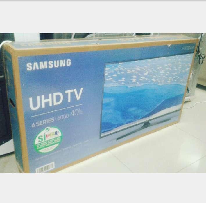 Tv Samsung Uhd 4k de 40 Pulgada
