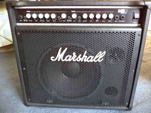 VENDO AMPLIFICADOR MARSHALL