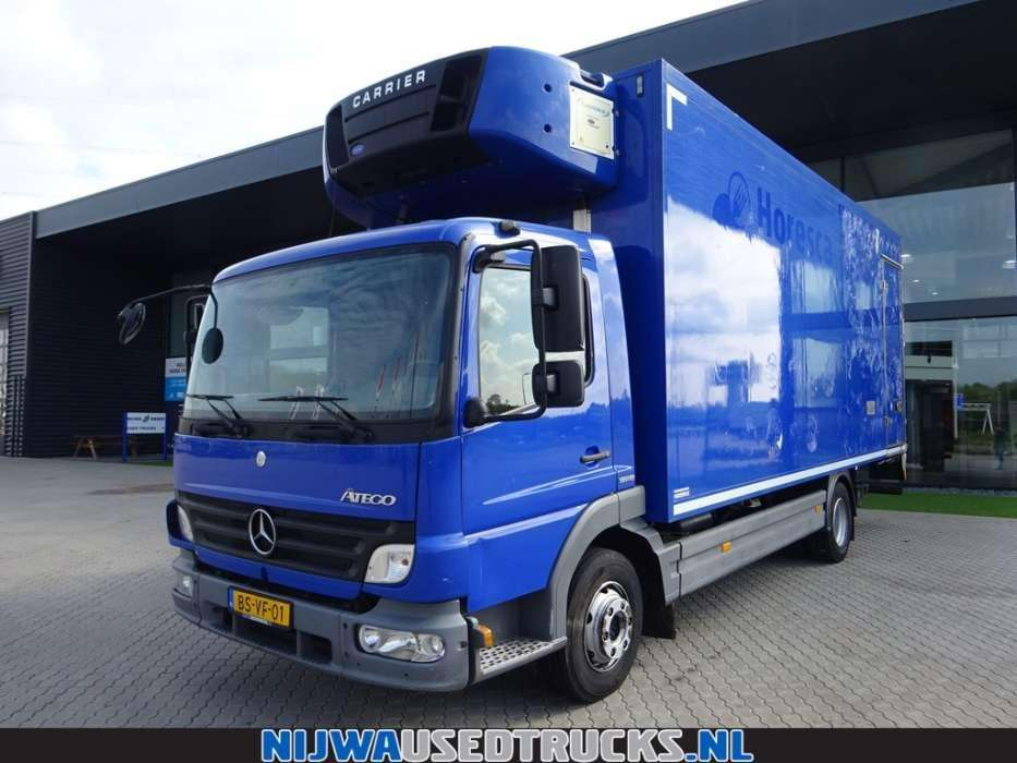 Mercedes-Benz Atego 916 Carrier koeler Laadklep - To be Imported