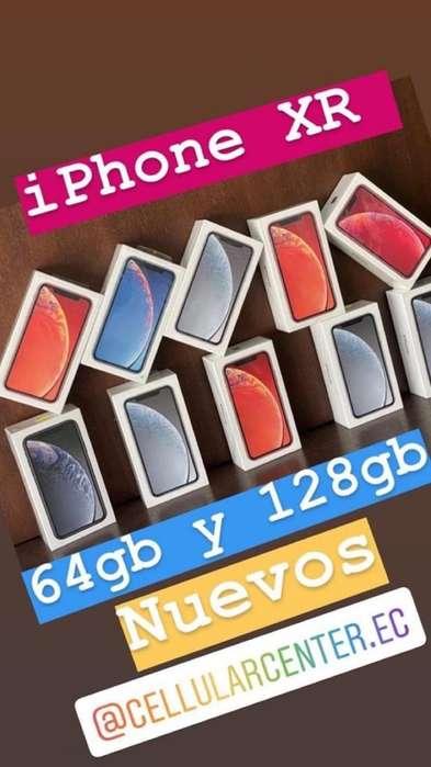 iPhone Xr 64Gb Y 128Gb