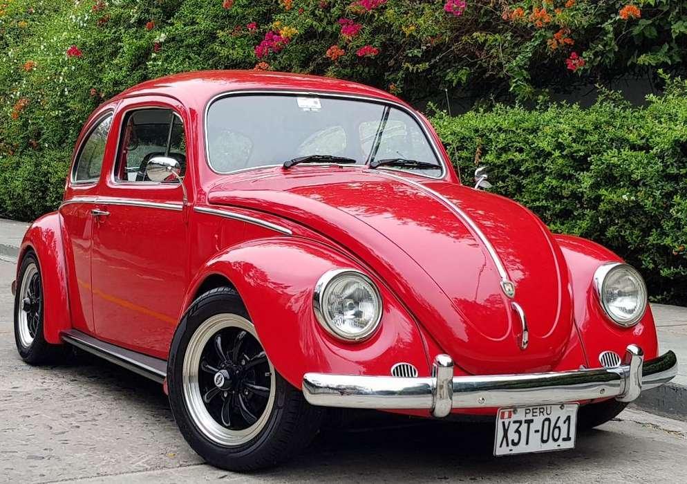 Volkswagen Escarabajo 1982 - 1000 km