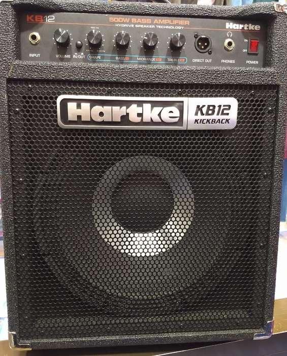 Amplificador Hartke Kb12
