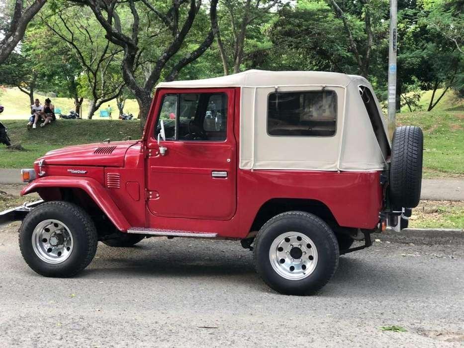 Toyota FJ 1982 - 5000 km