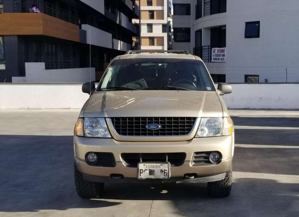 <strong>ford</strong> Explorer 2002 - 123000 km