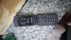 Celular Samsung Funciona Y sin Cargador