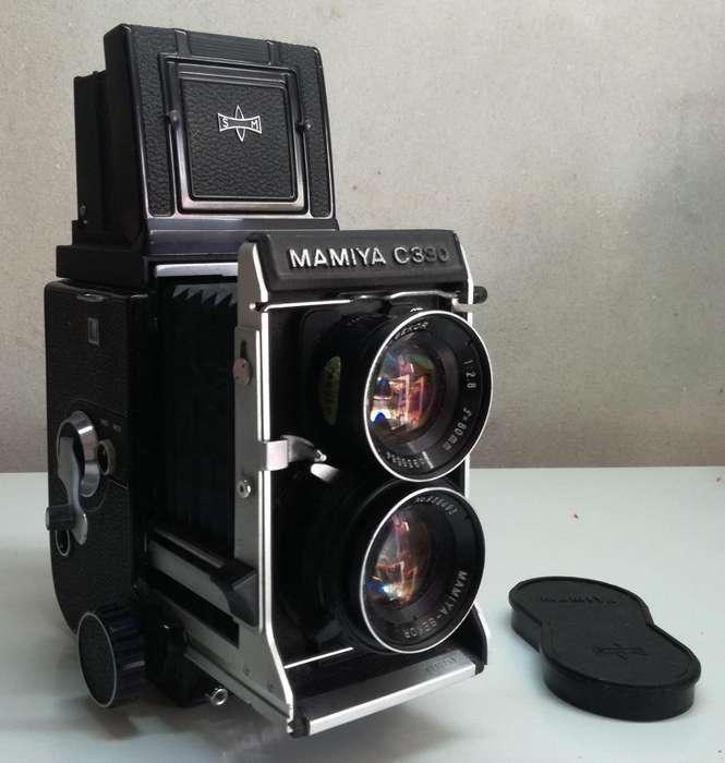 ¡SE VENDE! Cámara de fotos profesional MAMIYA C330.