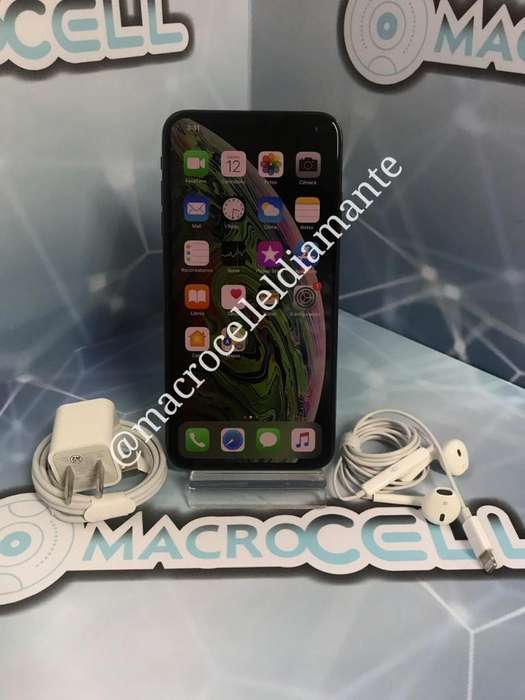 Vencambio iPhone Xs Max 64gb sin Face Id