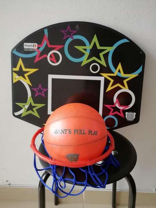 Aro de Basquet. Basket Niño