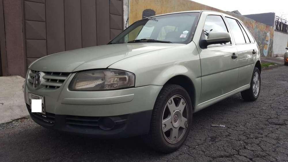 Volkswagen Gol 2007 - 130000 km