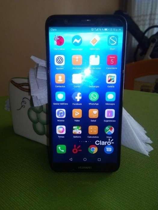 Vendo Mi Huawei P Smart en Buen Estado