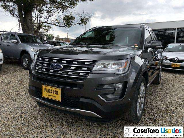 Ford Explorer 2017 - 21632 km