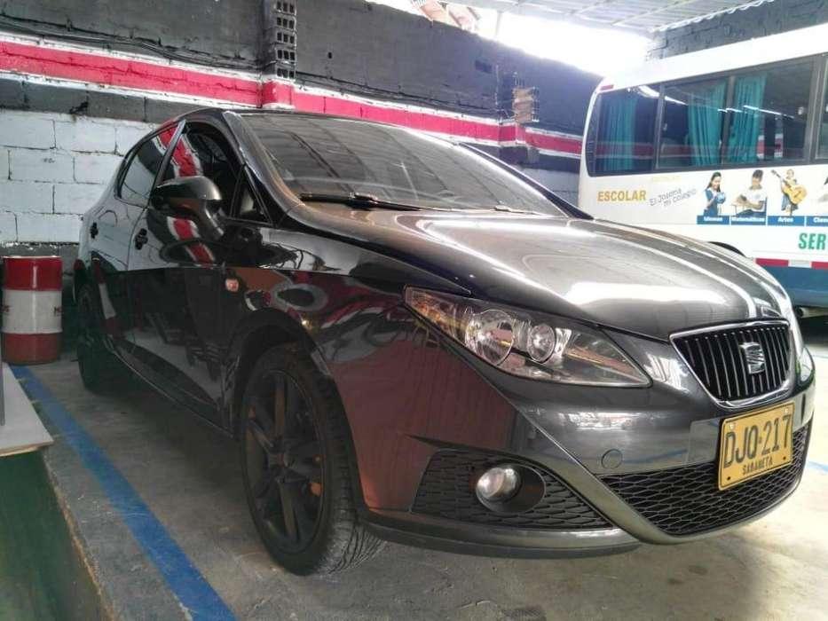 Seat Ibiza  2012 - 81305 km