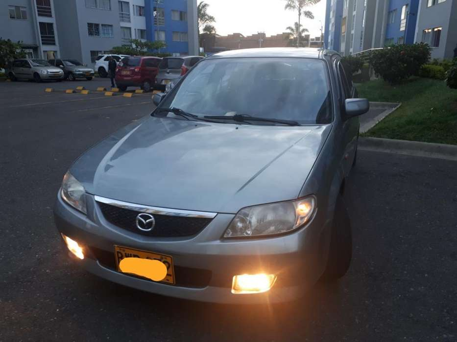 Mazda Allegro 2006 - 138971 km