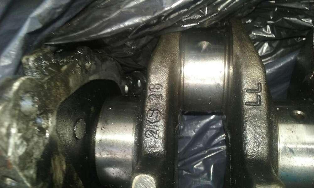 Cigueñal Standart Gol Ab9 Diesel 1.6