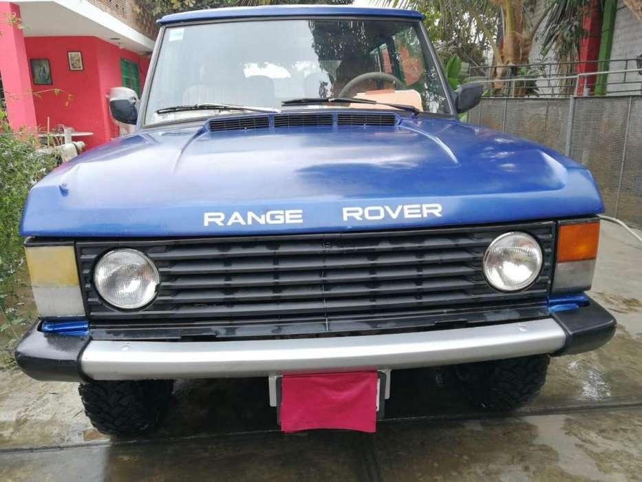 Land <strong>rover</strong> Range <strong>rover</strong> 1987 - 150000 km