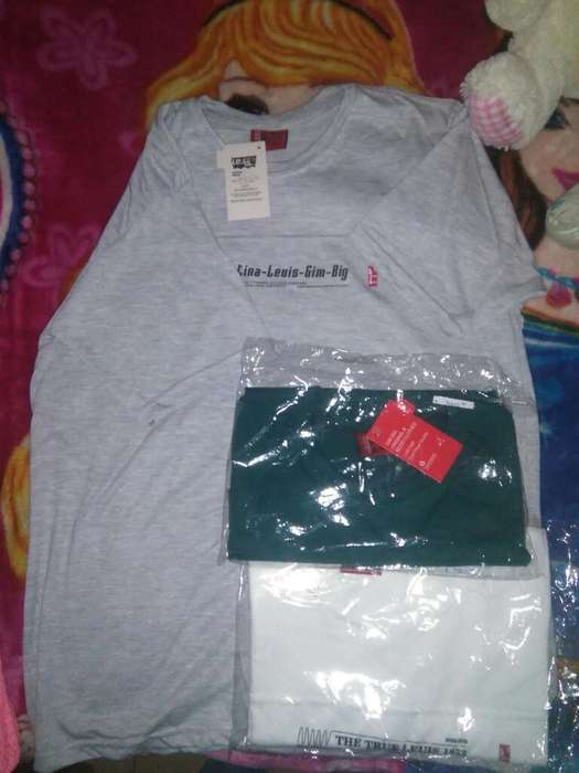Vendo Remeras <strong>levis</strong> Talle ,l ,xxl