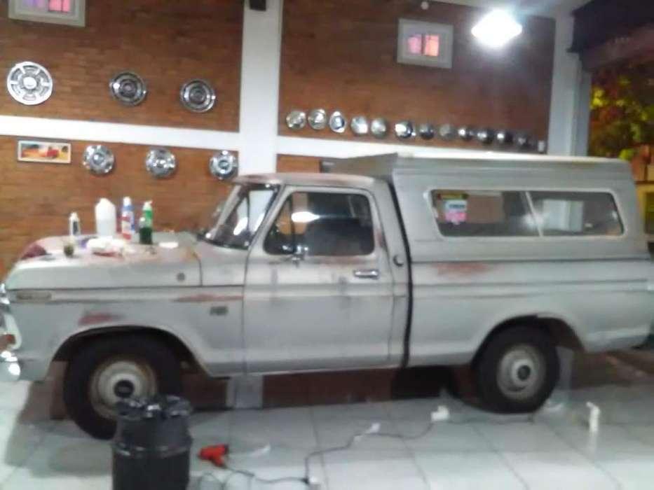 Cúpula Ford F100 original